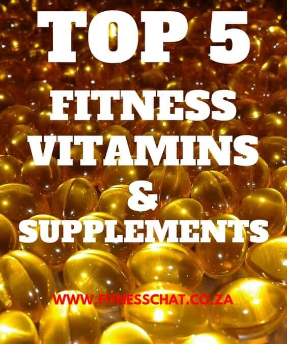 Top 5 vitamins and supplements for men and women to take daily