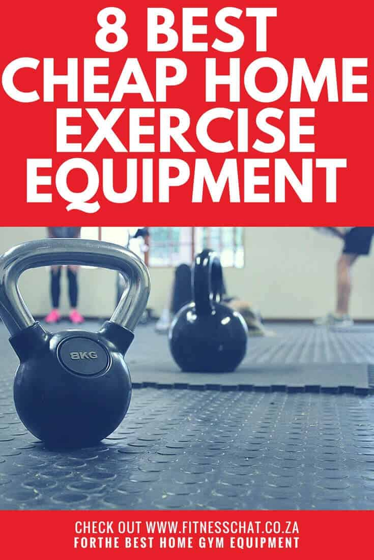 Do you need to workout from home? Check out this complete DIY guide with 8 Best Cheap Home Exercise Equipment to build a home gym on a budget #fitness #homegym #workout  best home workout equipment  amazon home gym  all in one home gym   affordable home gym equipment #exercise #gym #fitness #fit
