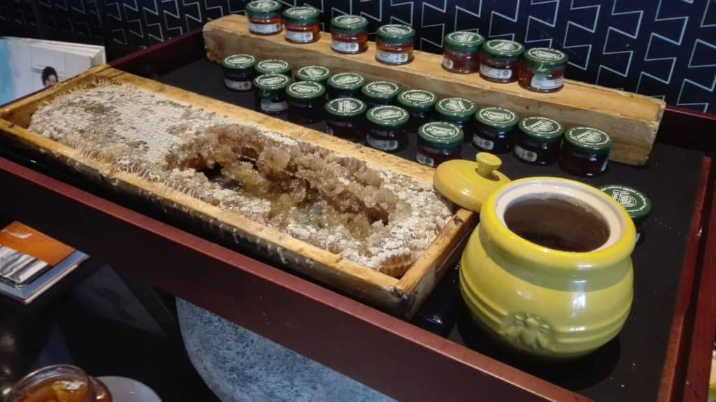 radisson-blu-gautrain food