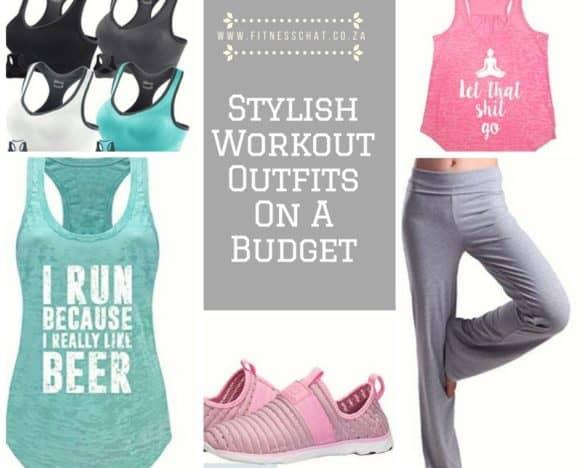 Stylish Workout Outfits On A Budget