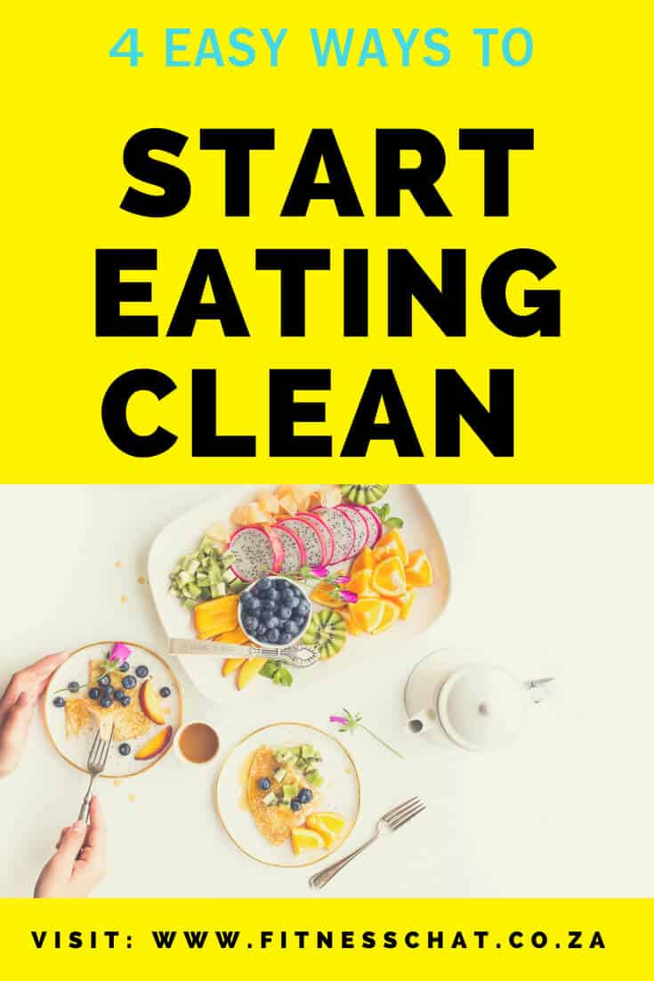 4 Healthy Habits that will Help You Lose Weight Fast | How to adopt healthy eating habits | How to eat healthy and lose weight | How to lose weight the healthy way | How to eat clean | Clean eating for beginners #healthy #healthyeating