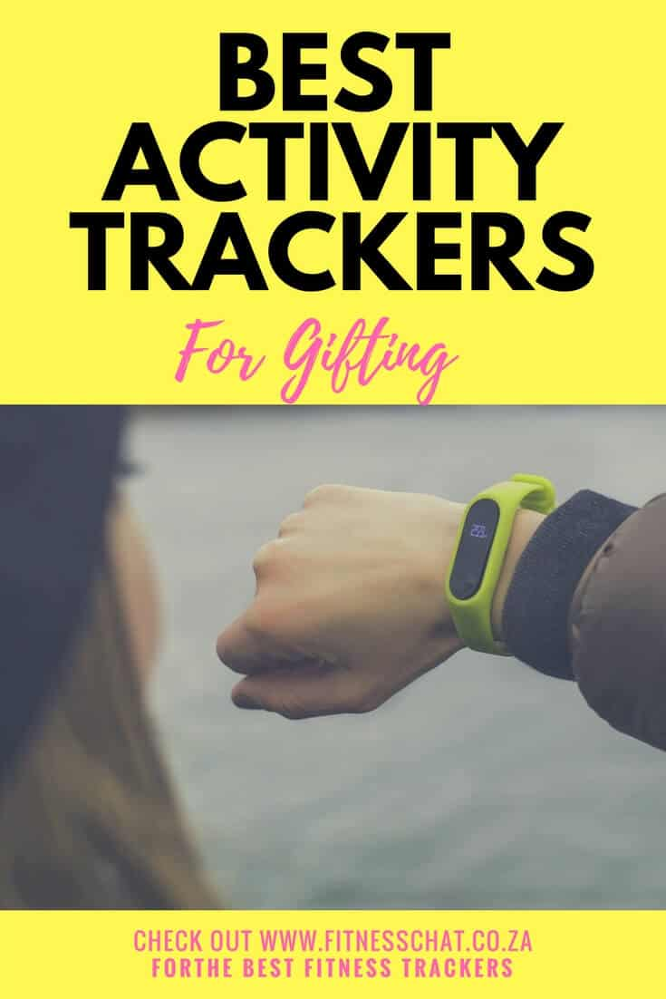 best activity trackers for gifting