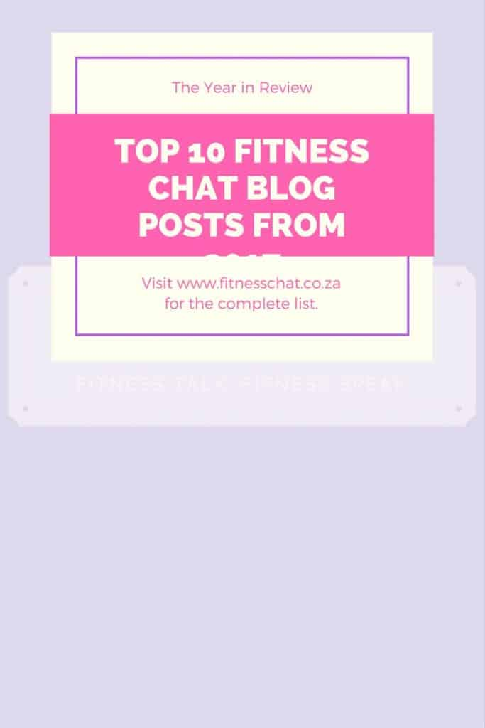 Top Fitness Chat Blog Posts