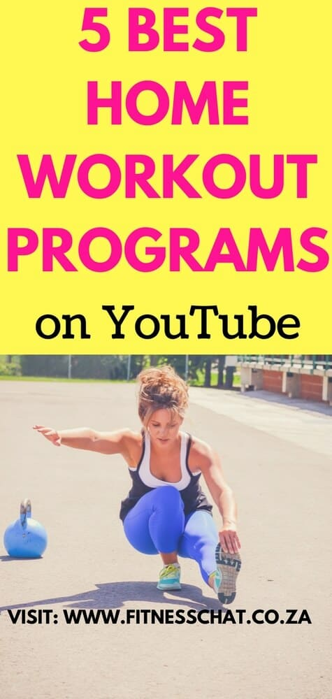 best home workout programs on youtube | best youtube fitness channels
