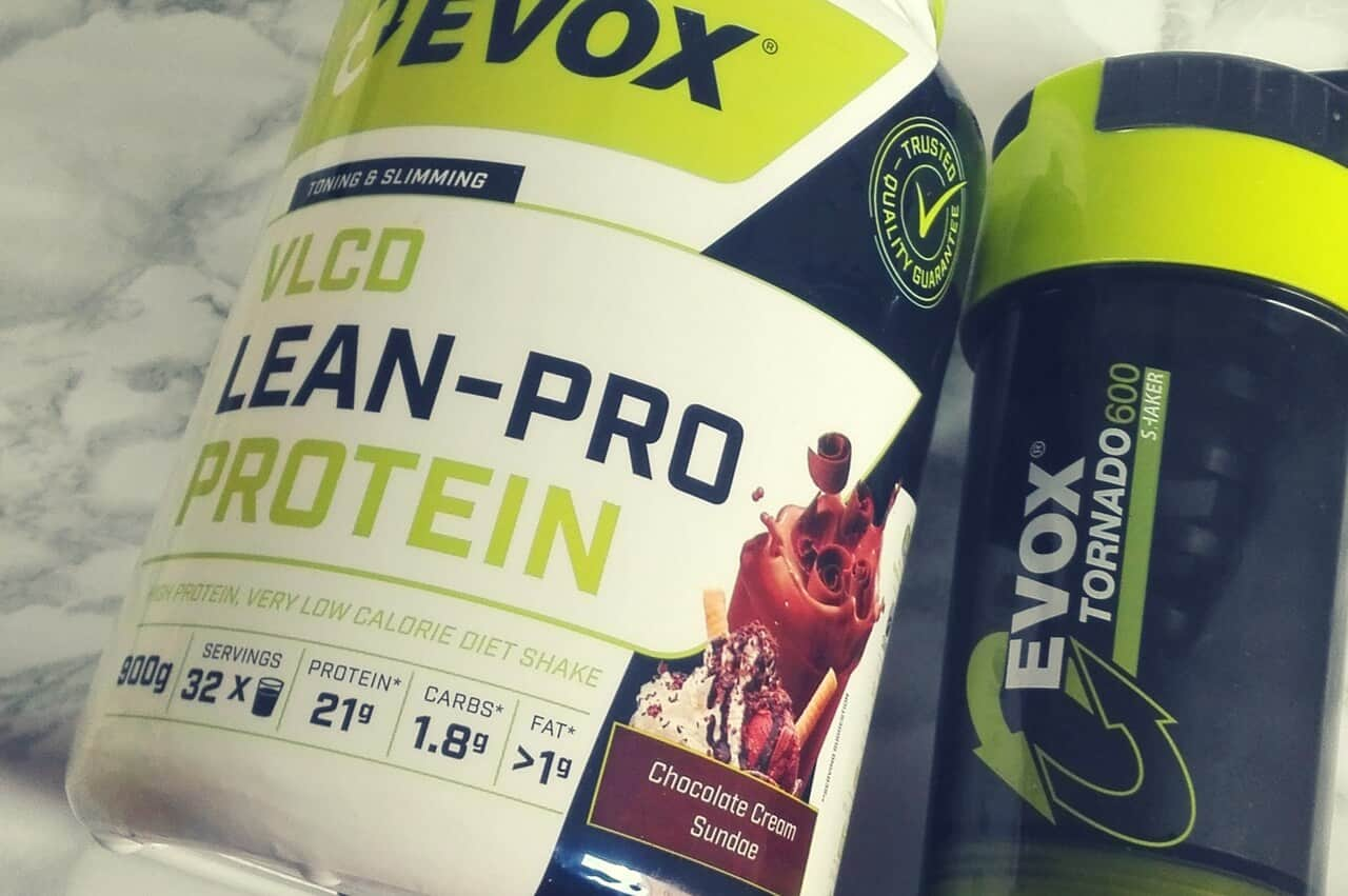 VLCD LEAN PRO PROTEIN by evox