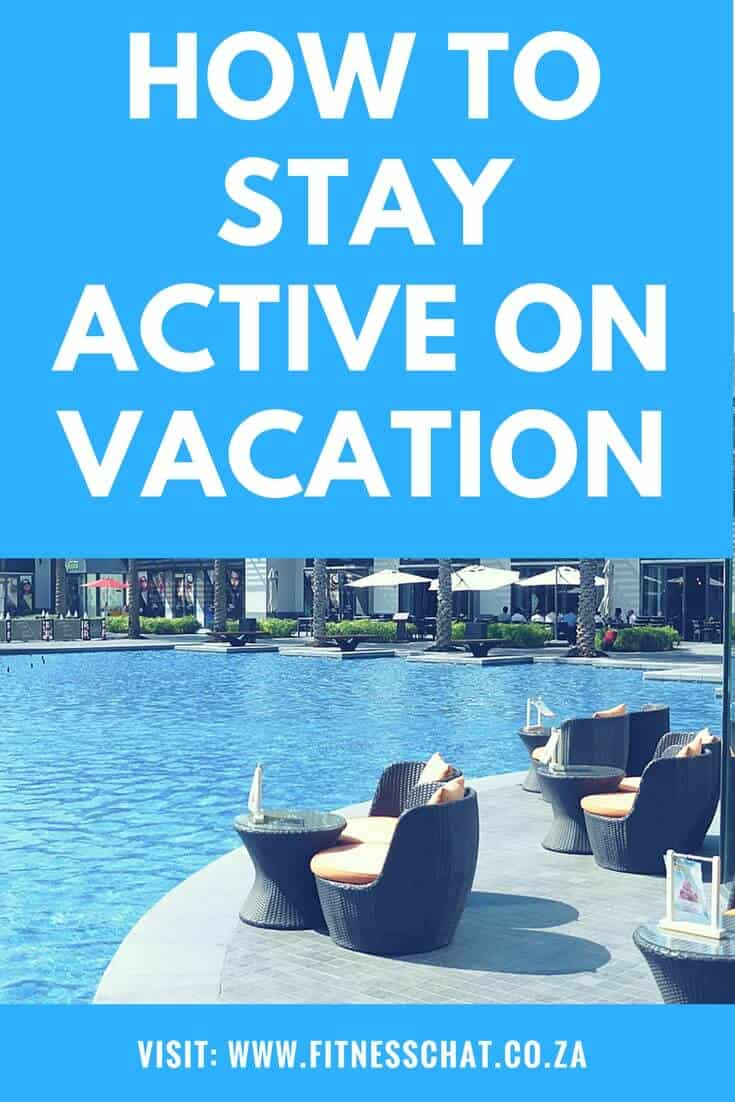 How to avoid weight gain on vacation | 10 EASY WAYS TO STAY FIT WHILE ON VACATION: https://fitnesschat.co.za/ways-to-stay-fit-while-on-vacation/ These are are 10 easy ways you can avoid weight gain on vacation, read to find out how to stay fit while on vacation | how to keep fit while traveling | How to eat clean while traveling | How to eat clean on vacation | How to exercise on holiday #fitlife #nutrition #vacation #finesstips