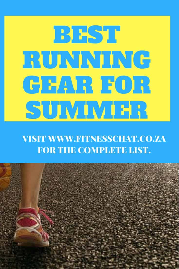 BEST RUNNING GEAR FOR SUMMER - WOMEN- STAY AWAY FROM COTTON FABRICS Cotton absorbs but retains sweat and this is why runners avoid any running attire that is made from 100% cotton material